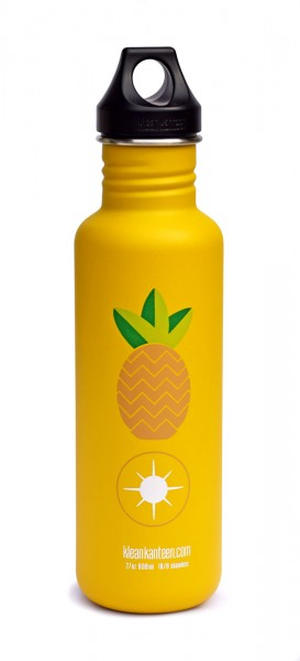 Classic einwandig Ananas 27oz (800 ml) mit Loop Cap