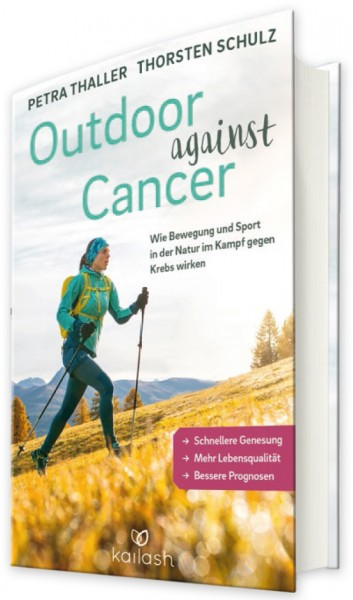 Outdoor against Cancer (OaC) von Petra Thaller und Thorsten Schulz