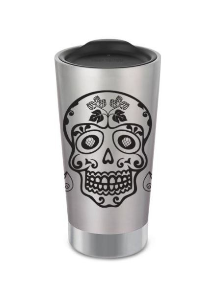 Tumbler Calavera Vacuum Insulated 16 oz (473 ml)