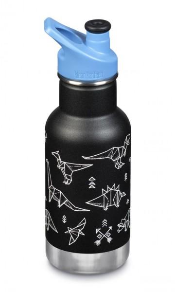 Klean-Kanteen-Kinder-Trinkflasche-355ml-12oz-vakuumisoliert-PaperDinosqvEWA4qT9o1J3