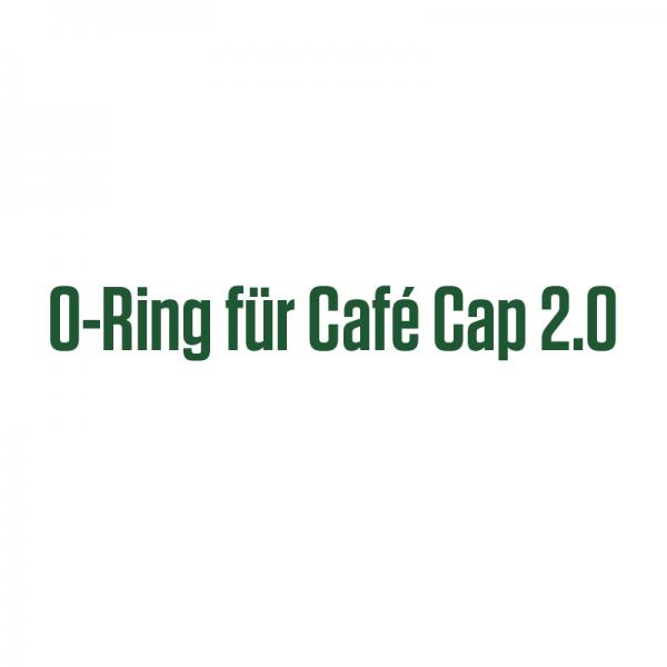 O-Ring Dichtung für Café Cap 2.0