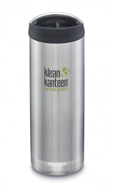 Klean-Kanteen-TKWide-474ml16oz-mit-Cafe-Cap-Brushed-Stainless