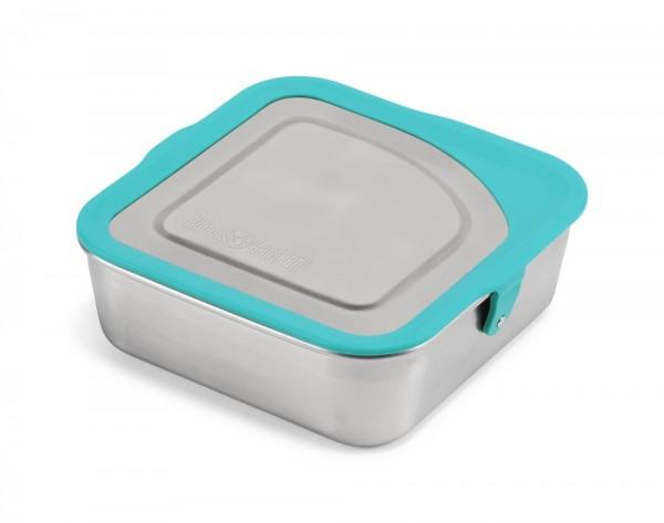 Edelstahl Essensbehälter Lunchbox 592 ml auslaufsicher