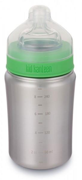 Babyflasche einwandig 9 oz (267 ml) mittlerer Trinkfluss 6+ Monate