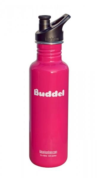 Classic Einwandig Buddel 27 oz (800ml) mit Sport Cap 3.0