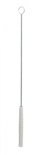 Trinkhalmbürste mit Baumwolle vegan OEKO-TEX® Standard 100 zertifiziert
