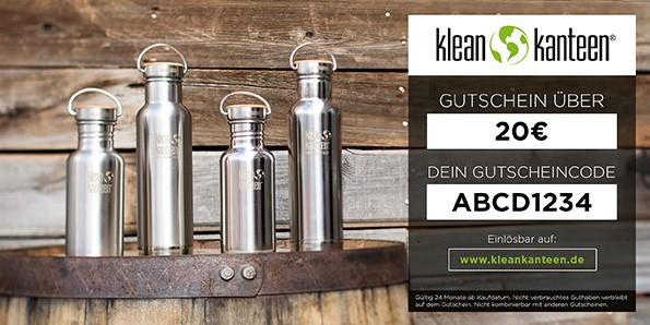 Geschenk-Gutschein 20 EUR