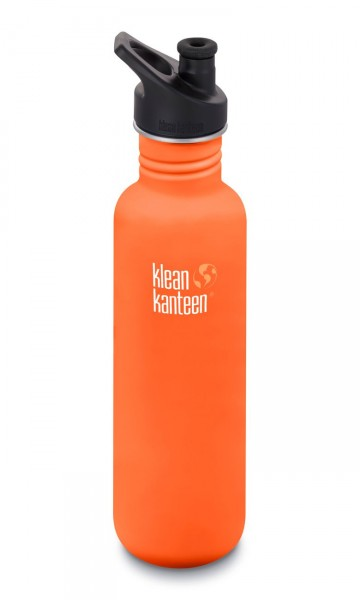 Classic einwandig 27 oz (800 ml) mit Sport Cap (Mod.2020)