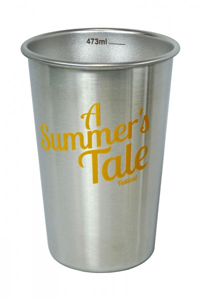 Edelstahl Trinkbecher Pint Cup 473ml A Summer's Tale - Farbe nach Zufall