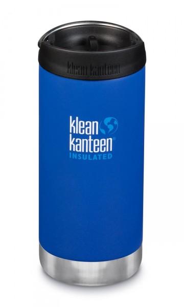 Edelstahl Isolierflasche TKWide 355ml Café Cap